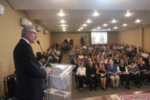 Deputado Silvio Dreveck, natural do município, presta homenagem aos 121 anos de Campo Alegre
